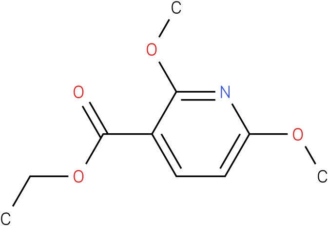 ethyl 2,6-dimethoxypyridine-3-carboxylate