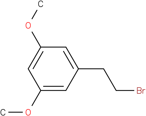 1-(2-bromoethyl)-3,5-dimethoxybenzene