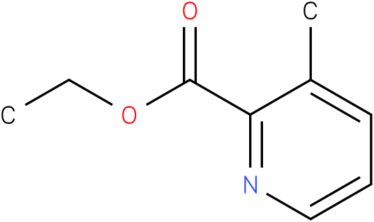 Ethyl 3-methylpyridine-2-carboxylate