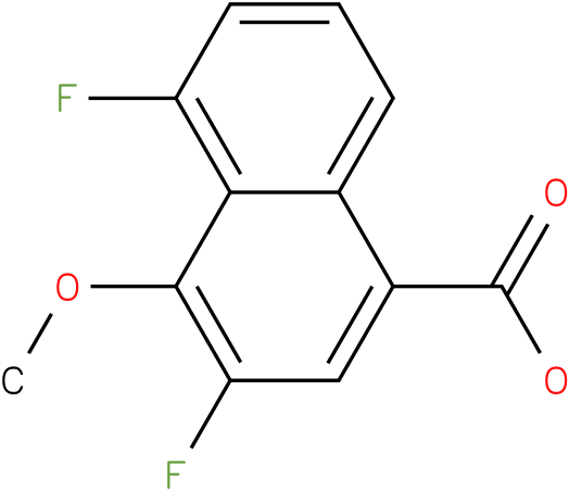 3,5-difluoro-4-methoxybenbenzoic acid