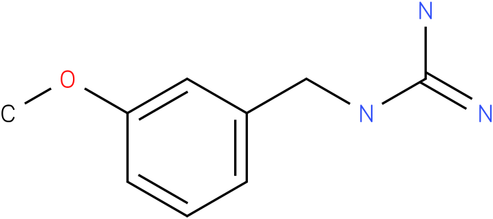 N-(3-METHOXY-BENZYL)-GUANIDINE