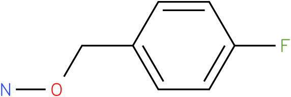 Hydroxylamine,O-[(4-fluorophenyl)methyl]-