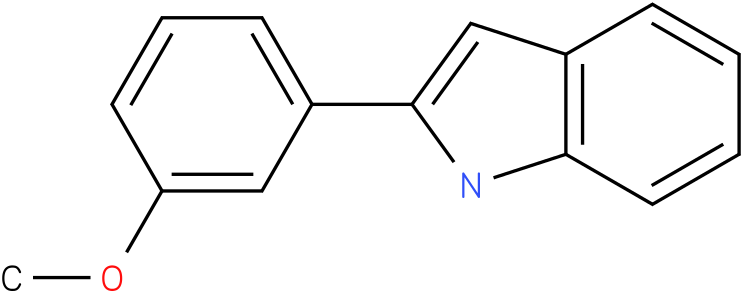 1H-INDOLE,2-(3-METHOXYPHENYL)-
