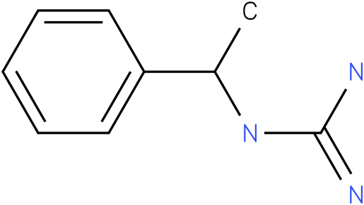 1-(1-PHENYLETHYL)GUANIDINE