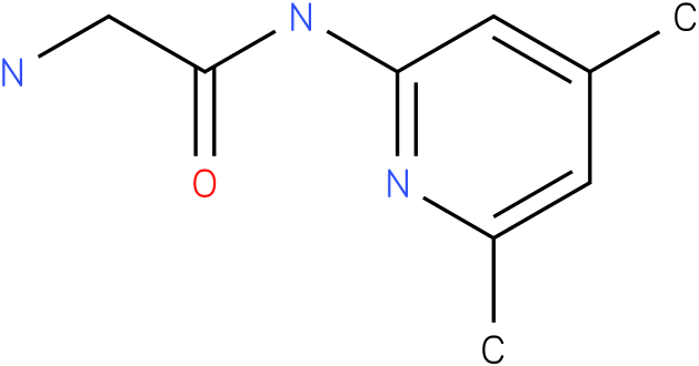 Acetamide,2-amino-N-(4,6-dimethyl-2-pyridinyl)-