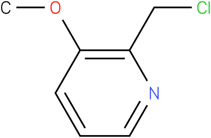 2-(Chloromethyl)-3-methoxypyridine