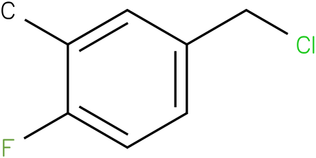 4-(chloromethyl)-1-fluoro-2-methylbenzene