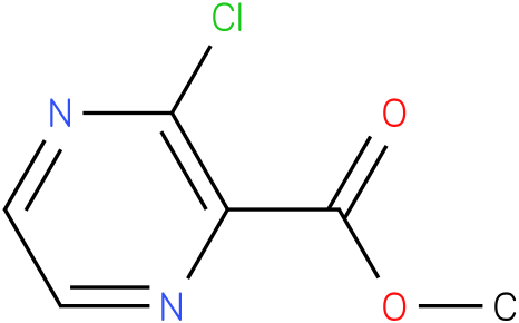 3-chloro-pyrazine-2-carboxylic acid methyl ester