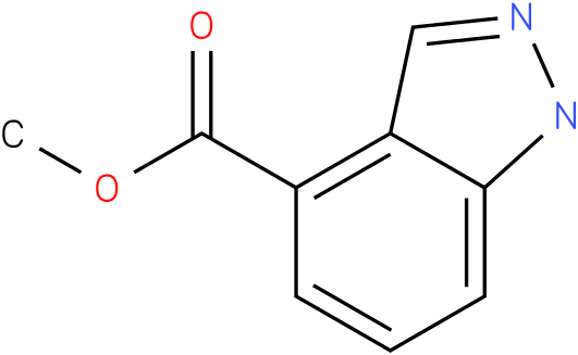 1H-INDAZOLE-4-CARBOXYLIC ACID,METHYL ESTER