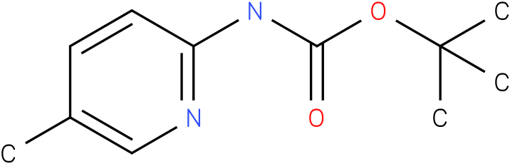 Carbamic acid,N-(5-methyl-2-pyridinyl)-,1,1-dimethylethyl ester