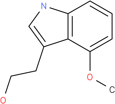 1H-INDOLE-3-ETHANOL,4-METHOXY-