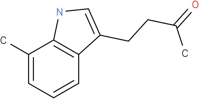 2-BUTANONE,4-(7-METHYL-1H-INDOL-3-YL)-