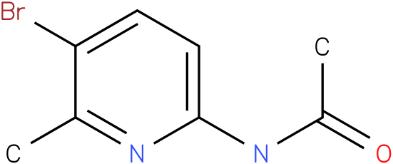 Acetamide,N-(5-bromo-6-methyl-2-pyridinyl)-