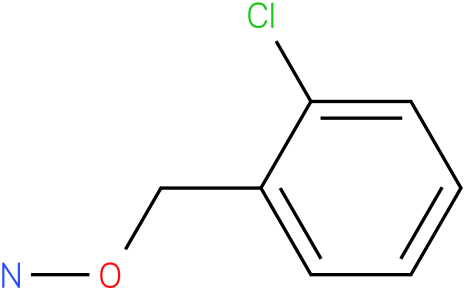 Hydroxylamine,O-[(2-chlorophenyl)methyl]-
