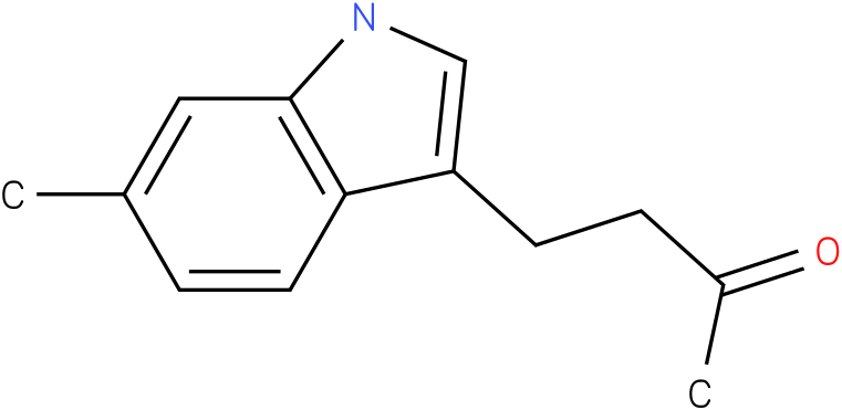 2-BUTANONE,4-(6-METHYL-1H-INDOL-3-YL)-