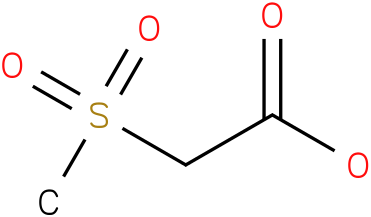 Methanesulfonylacetic Acid