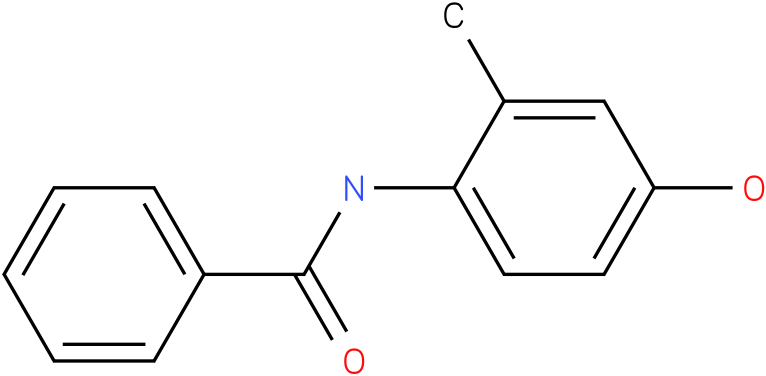 BENZAMIDE,N-(4-HYDROXY-2-METHYLPHENYL)-