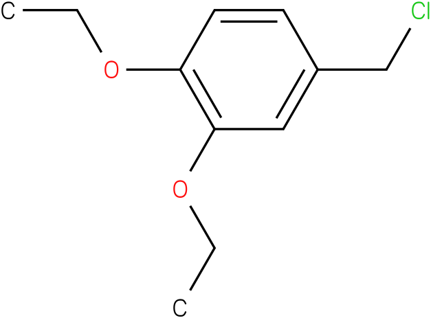 4-chloromethyl-1,2-diethoxybenzene