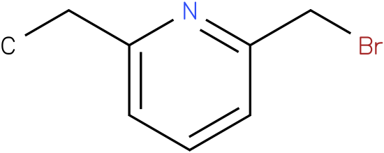 PYRIDINE,2-(BROMOMETHYL)-6-ETHYL-