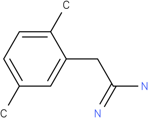 2-(2,5-Dimethyl-Phenyl)-Acetamidine