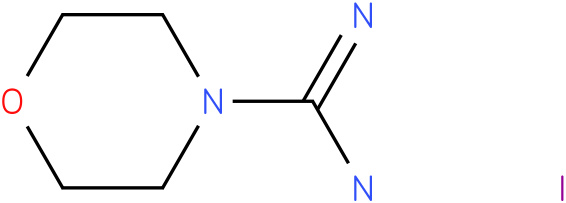 Morpholine-4-Carboximidamide Hydroiodide