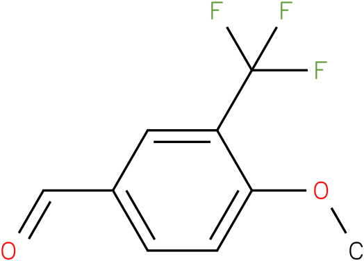 3-(trifluoromethyl)-4-methoxybenzaldehyde