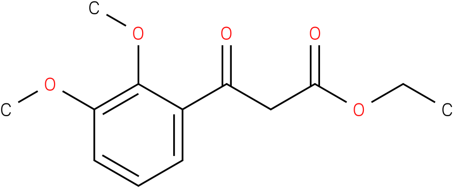 3-(2,3-DIMETHOXY-PHENYL)-3-OXO-PROPIONIC ACID ETHYL ESTER