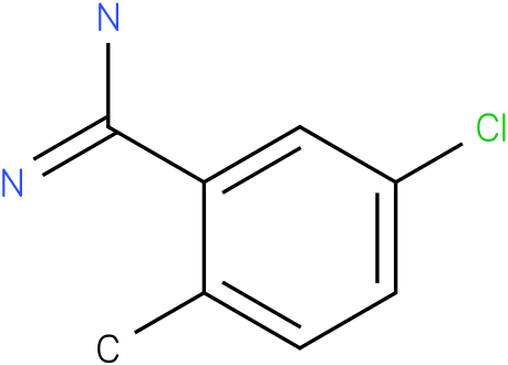 5-Chloro-2-Methyl-Benzamidine