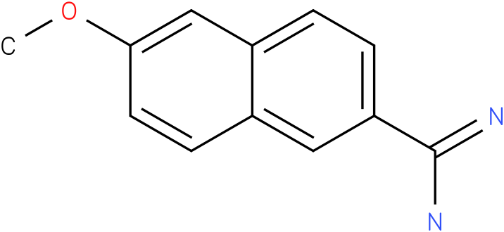 6-Methoxy-Naphthalene-2-Carboxamidine