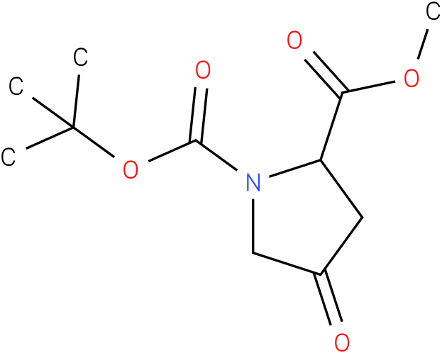 Boc-4-oxo-Pro-OMe