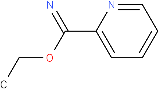 pyridine-2-carboximidic acid ethyl ester