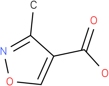 3-Methyl-4-isoxazolecarboxylic acid