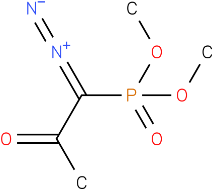 1-diazo-2-oxo-propyl)-phosphonic acid dimethyl ester