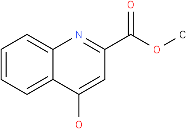 Methyl 4-Hydroxyquinoline-2-carboxylate