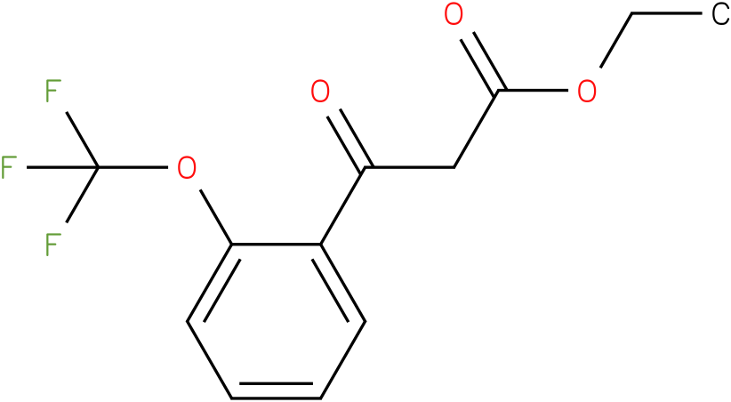 ethyl 3-oxo-3-[2-(trifluoromethoxy)phenyl]propanoate