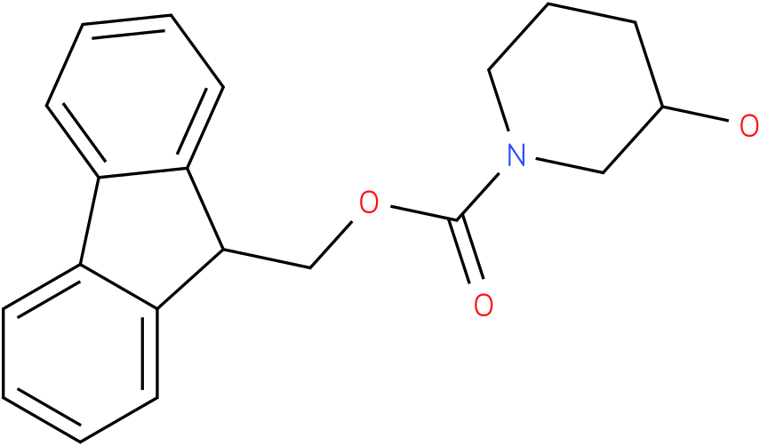 (9H-fluoren-9-yl)methyl 3-cyanopiperidine-1-carboxylate