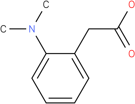2-(2-(dimethylamino)phenyl)acetic acid