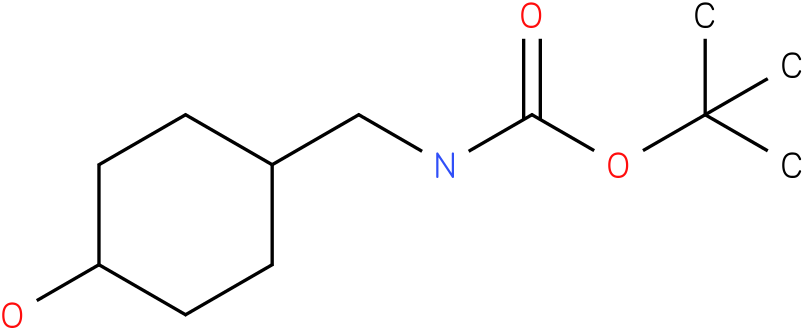 tert-butyl (4-hydroxycyclohexyl)methylcarbamate