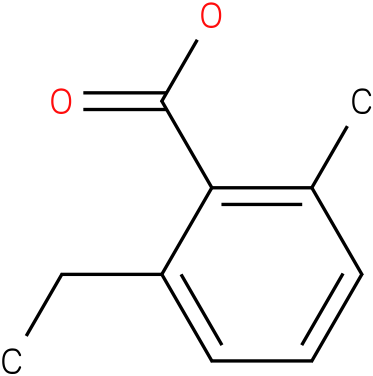 2-ethyl-6-methylbenzoic acid