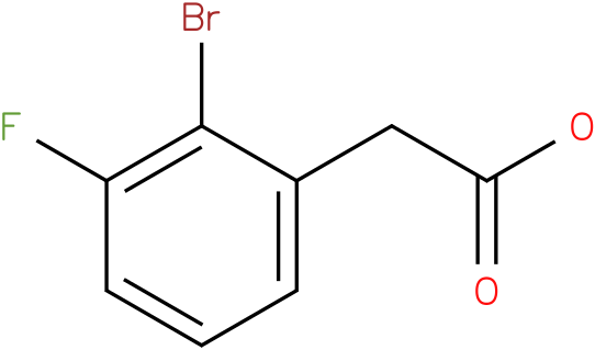 (2-Bromo-3-fluoro-phenyl)-acetic acid