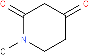 1-methylpiperidine-2,4-dione
