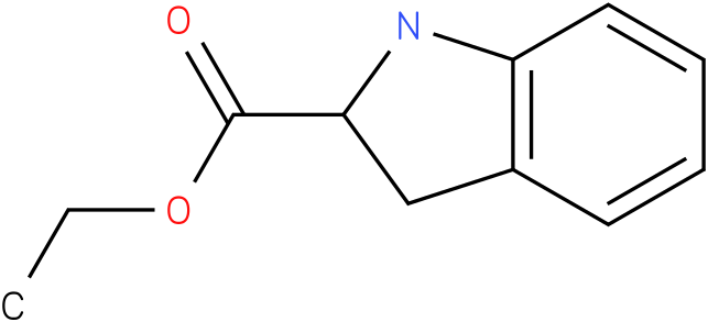 ethyl indoline-2-carboxylate