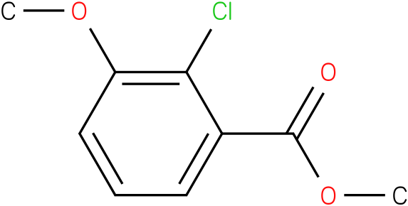methyl 2-chloro-3-methoxybenzoate