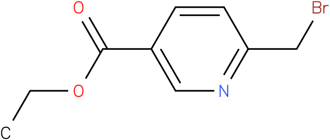 ethyl 6-(bromomethyl)pyridine-3-carboxylate