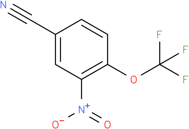 3-nitro-4-(trifluoromethoxy)benzonitrile