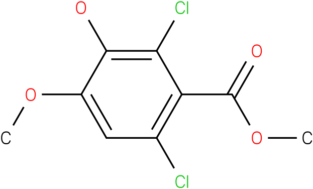 methyl 2,6-dichloro-3-hydroxy-4-methoxybenzoate
