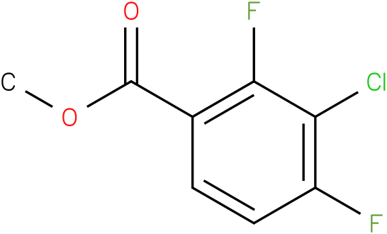 methyl 3-chloro-2,4-difluorobenzoate