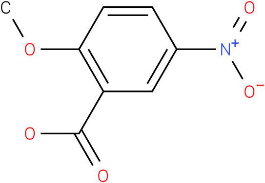 2-methoxy-5-nitrobenzoic acid