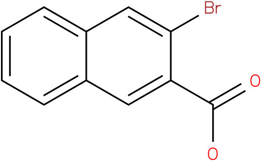 3-bromonaphthalene-2-carboxylic acid