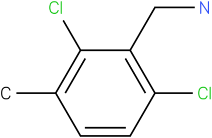 (2,6-dichloro-3-methylphenyl)methanamine